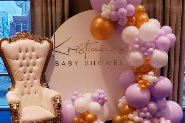 Kristan's Shower